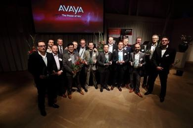 Avaya reikt Business Partner Awards 2015 uit