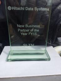SLTN Inter Access is Hitachi Data Systems New Partner of the Year