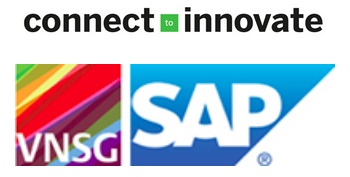 SAP en VNSG Connect to Innovate kennisevenement