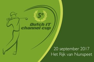Dutch IT-channel Golfcup lustrum 20 september 2017 Het Rijk van Nunspeet