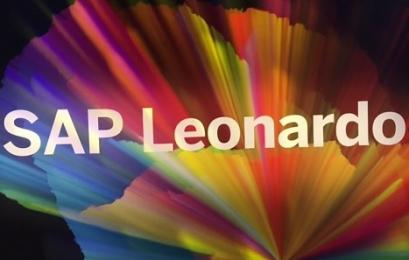 SAP Leonardo integreert Blockchain, IoT en Machine Learning