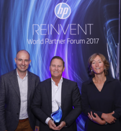 Veenman wint de HP Reseller Growth Partner of the Year Award