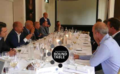 Executive People Round Table: hoe verzorgt u via retrofit een IoT implementatie met de juiste connectiviteit?