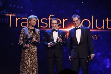 Transfer Solutions is trots op Dutch IT-Channel Award