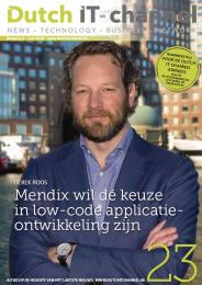 Nu online: Dutch IT-channel Magazine editie juni 2018