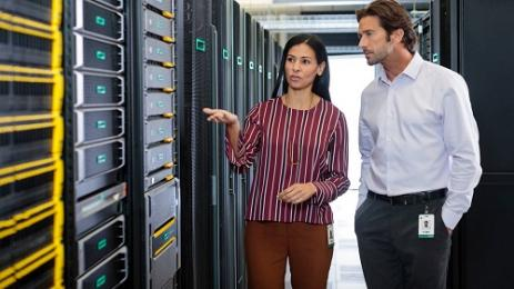 HPE 3PAR Intelligent Storage uitgebreid met AI en Cloud Automation