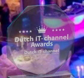 Veel inzendingen voor de Dutch IT-channel Awards