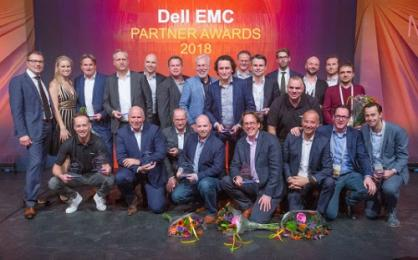Dell EMC Partner Awards 2018 uitgereikt