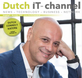 Nu online: Dutch IT-channel Magazine December editie