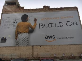 AWS and Microsoft grow strongly