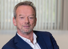 Herman de Jonge is CEO van Unit4 Accountancy, MKB en Financiële Intermediairs