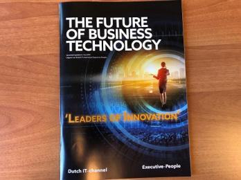 The Future of Business Technology Leaders of Innovation special is uit