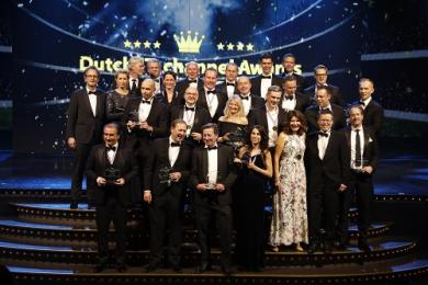 CloudLunch Sponsor Dutch IT-channel Awards Lustrumgala