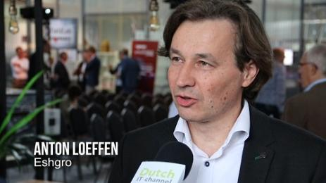 Eshgro Digital Workplace update met Anton Loeffen (video)