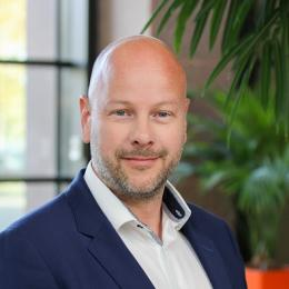 Anthony Droppert nieuwe directeur Detron Lifecycle Services