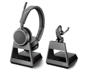 Poly introduceert bluetooth headsets Voyager 4200 en Voyager 5200