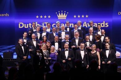 Wie wint de Specialist Distributor of the Year Award?
