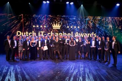 Winnaars Dutch IT-channel Awards 2019 bekend