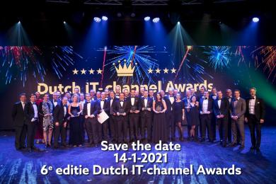 Protinus IT Main Event Partner Dutch IT-channel Awards Nieuwjaarsgala