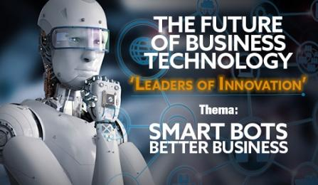 The Future of Business Technology/ Leaders in innovation van start