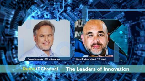Leaders of Innovation Video Interview met Eugene Kaspersky is nu te bekijken