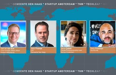 Gov Tech Talks video show belicht momentum om veranderingen door te voeren