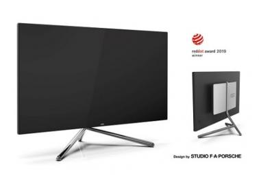 AOC premium monitor U32U1 is ontworpen door Studio F. A. Porsche