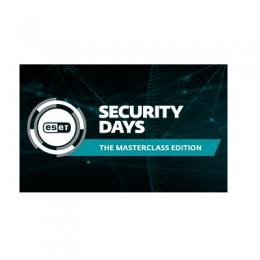 ESET Security Days 2020 - The Masterclass Edition