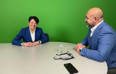 BTG/TGG CEO Petra Claessen te gast in Dutch IT Channel Security Talkshow