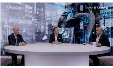 Tech Data te gast in Dutch IT Channel Security Talkshow
