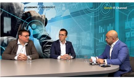 Carbonite + Webroot te gast in Dutch IT Channel Security Talkshow