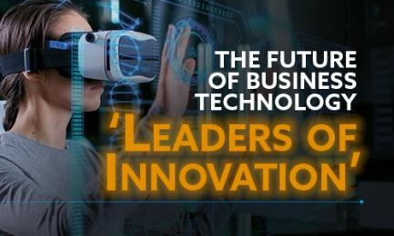 The Future of Business Technology / Leaders of Innovation van start